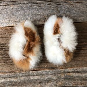 Other - Baby Alpaca Fur Slippers